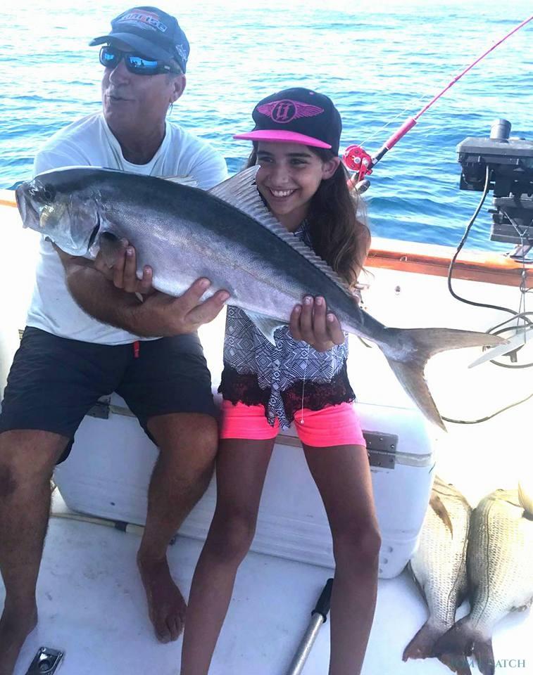 Charter de pêche Sedal