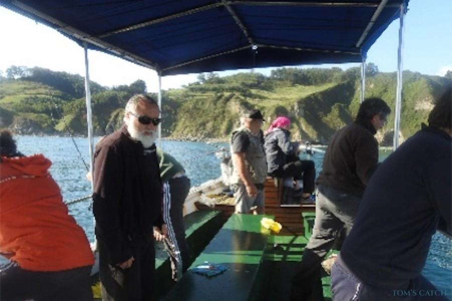 Charter de pêche Sella