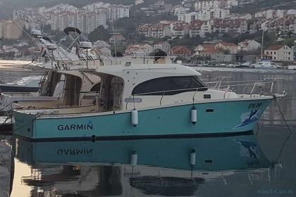 Servantes Croatie pêche