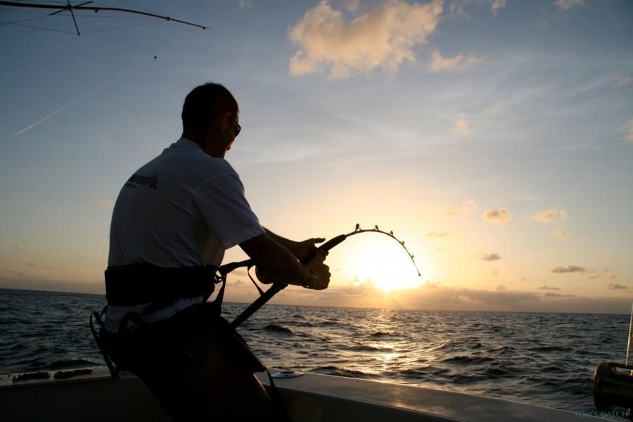 Charter de pêche Smoker