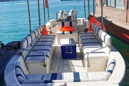 SP Boat 1 Émirats arabes unis pêche