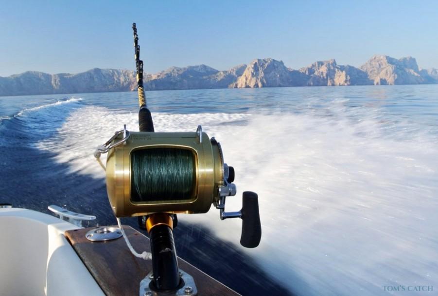 Charter de pêche Squitx
