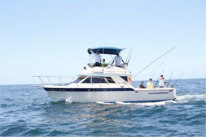 Striped Marlin Mazatlan pêche