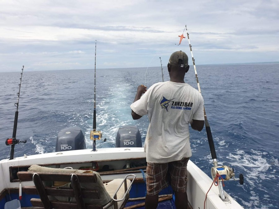 Charter de pêche Suli Suli