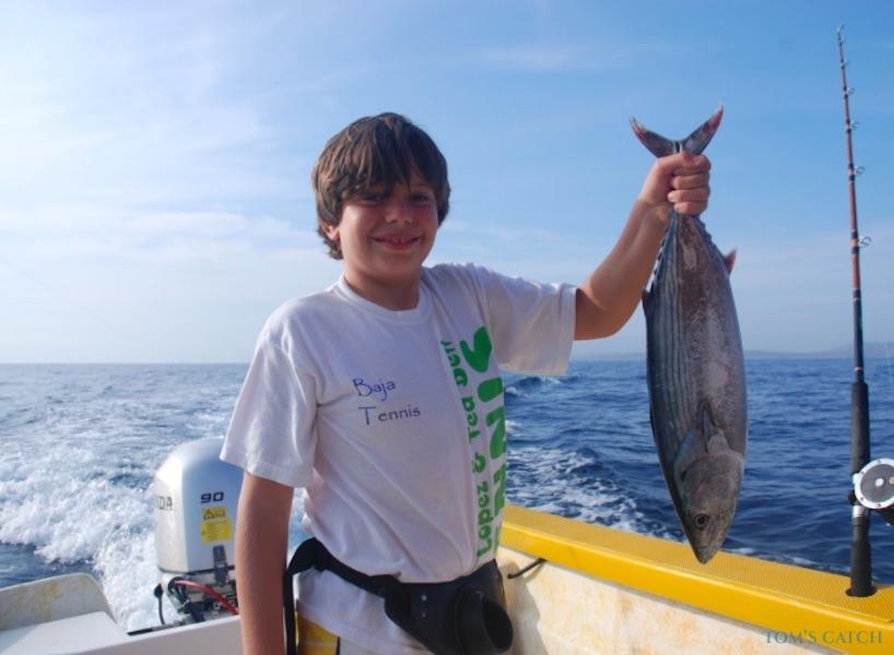 Charter de pêche Super Panga I