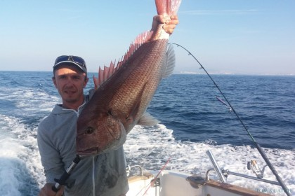 Tangier Boat Fishing Tanger pêche