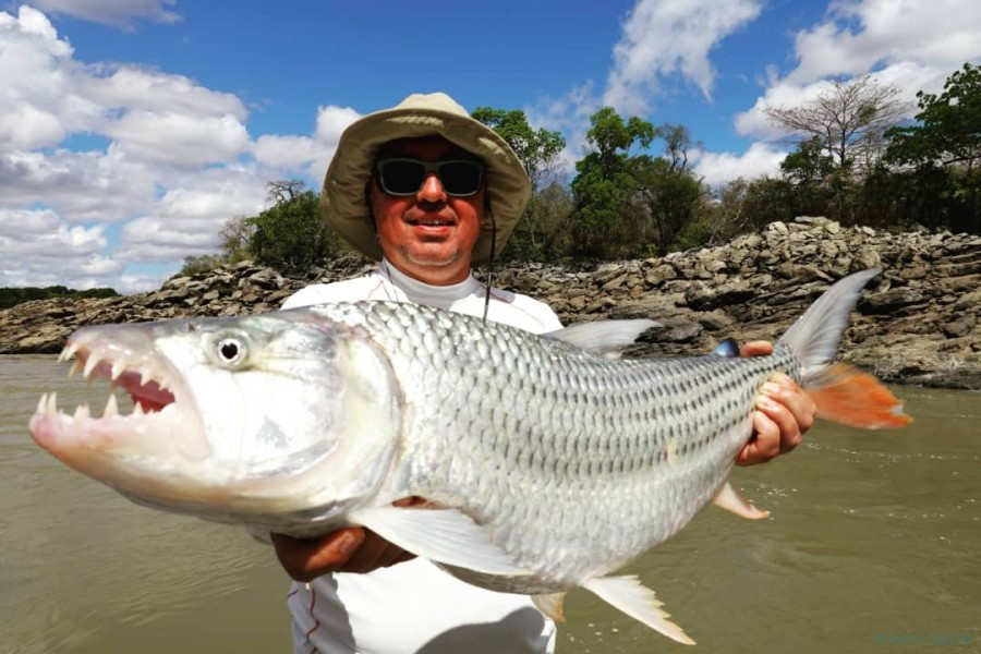 Charter de pêche Tanzanian TigerFish Adventures