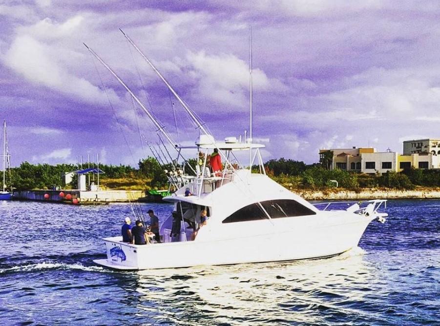 Charter de pêche Tease Me Sportfishing