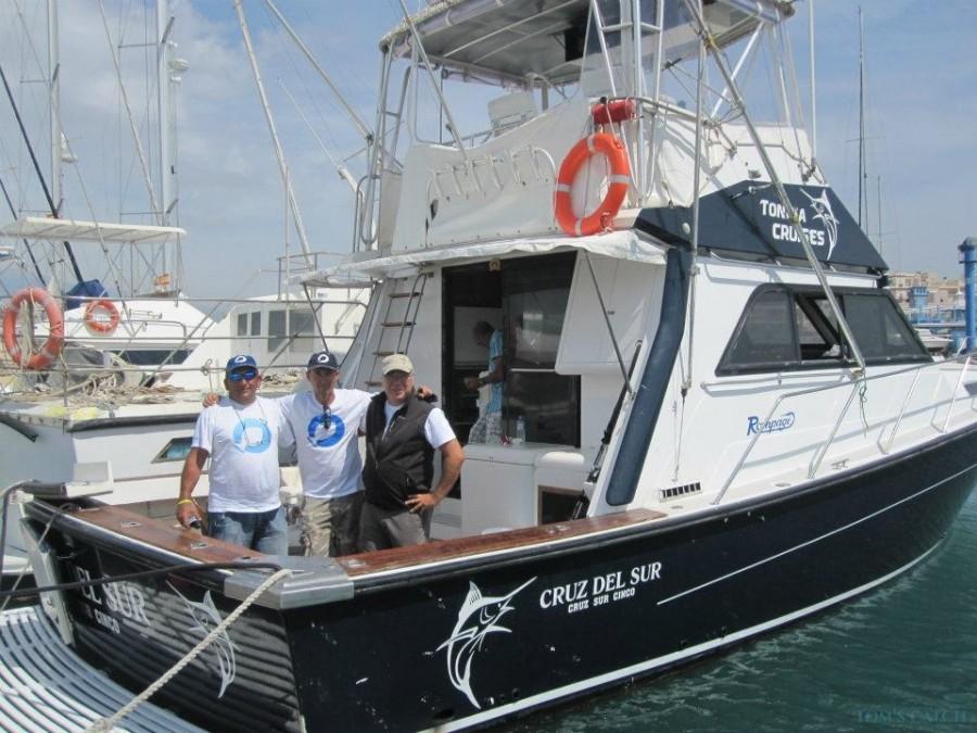Charter de pêche Tonina Cruises