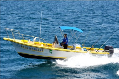 Tres Marlins Baja California Sur pêche