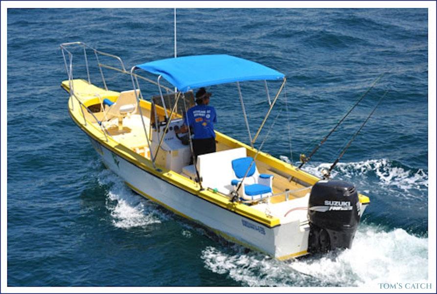 Charter de pêche Tres Marlins