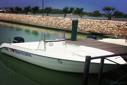 Charter de pêche Triakis 21