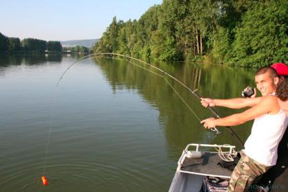 Charter de pêche Vedette