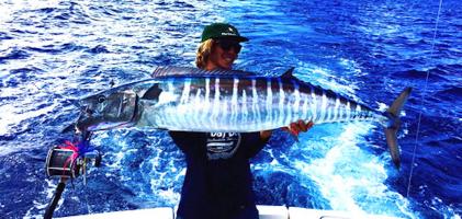 Charter de pêche Veni Vidi Fishi