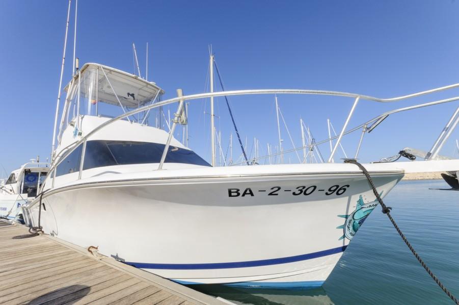 Charter de pêche Victoria