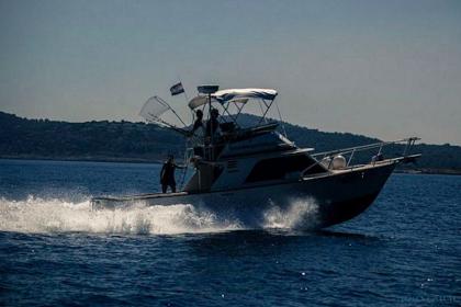 Walkaround Croatie pêche