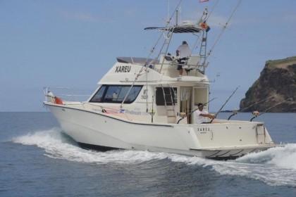 Xareu Madère pêche