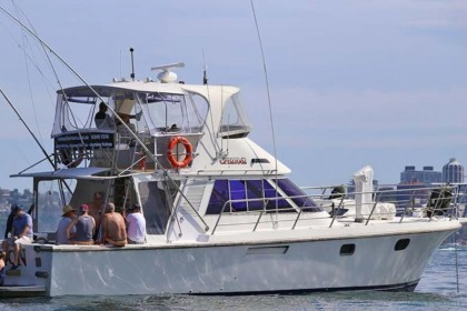 Yackatoon Sydney pêche