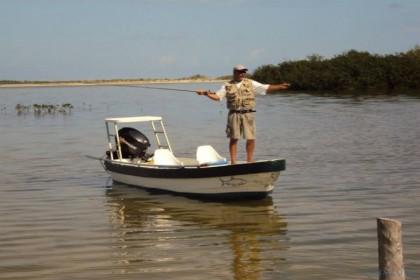 Charter de pêche Yamaha