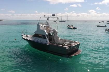Aleya Kaapverdië vissen