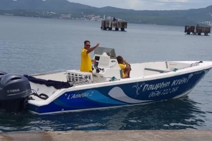 Amélia 2 Martinique vissen