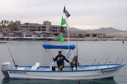 Anamar Cabo San Lucas vissen