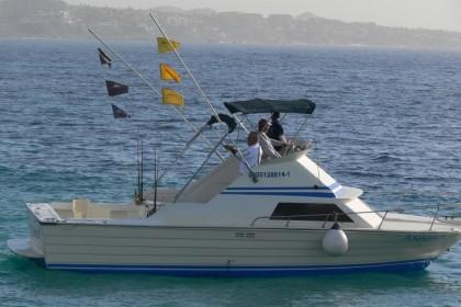 Annika's Cabo San Lucas vissen