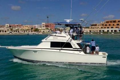 Bertram 31 Dominicaanse Republiek vissen