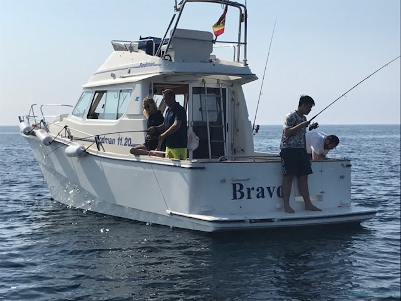 Charters Bravo