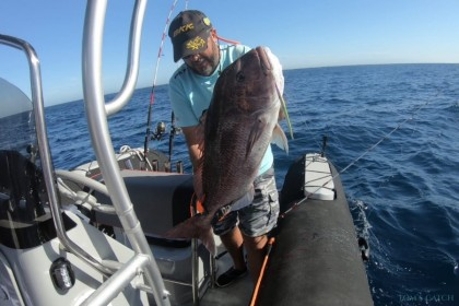 Brutall Fishing Charter Santa Cruz vissen