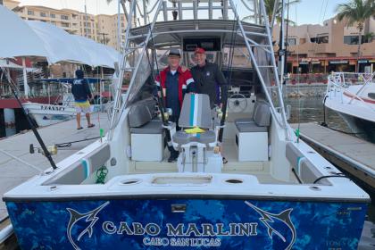 Cabo Marlini 31 Baja California Sur vissen