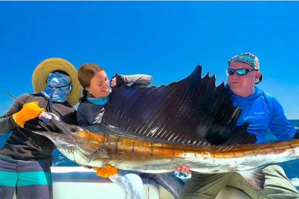 Captain Hook  vissen
