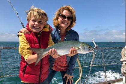 Chipiona Puerto Sherry vissen