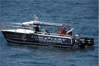 Discovery Fishing Queensland vissen