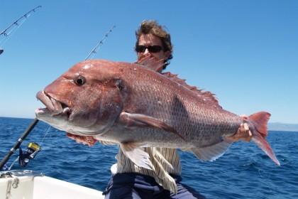 El Natilla Straat van Gibraltar vissen