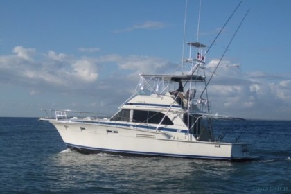 Elaine I Dominicaanse Republiek vissen