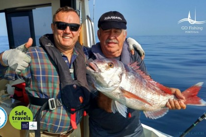 Go Fishing Adventure Portugal vissen