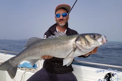 Gonzalo Parafita Spanje vissen