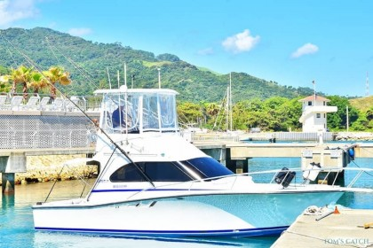 High Zs Fishing Tours Puerto Plata vissen