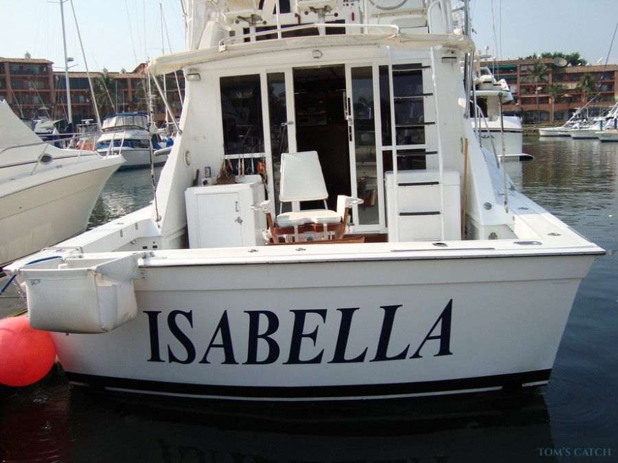 Charters Isabella