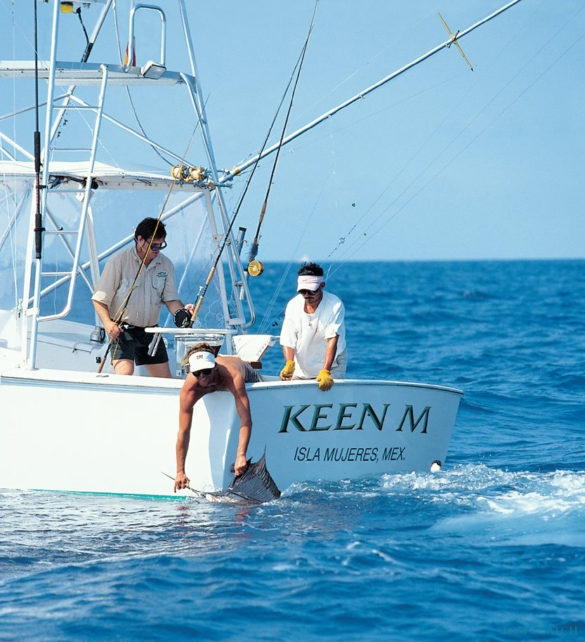 Charters Keen-M