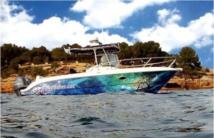 Key Largo 25 Tarragona vissen