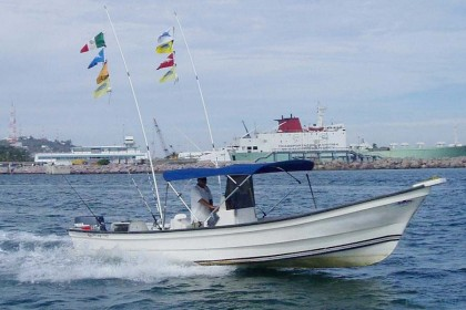 Charters Mahi Dreamer - Offshore
