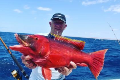Maio Kaapverdië vissen