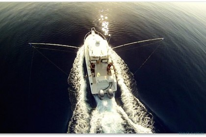 Pursuit 2570 Offshore Sardinië vissen