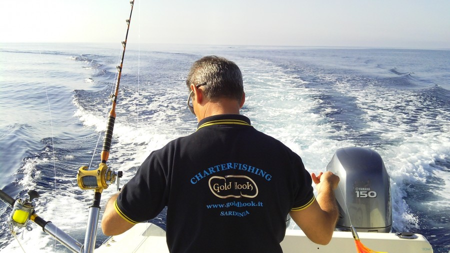 Charters Pursuit 2570 Offshore