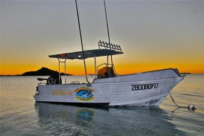 Reel Addiction Queensland vissen