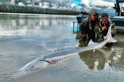Relentless Effort  vissen