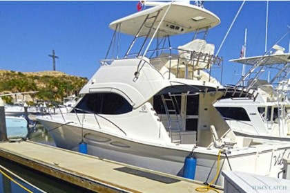 Riviera 44 FT Baja California Sur vissen