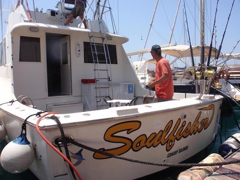 Charters Sailfisher II